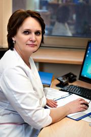 Комарова Ирина Викторовна