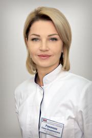 Романова Елена Владимировна