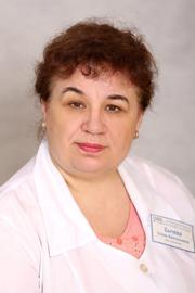 Сычева Елена Анатольевна