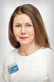 Беляева Елена Евгеньевна
