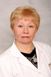 Рагозина Галина Алексеевна