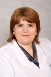 Комаровская Елена Ильинична