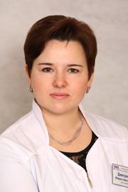 Дмитриева Марина Викторовна