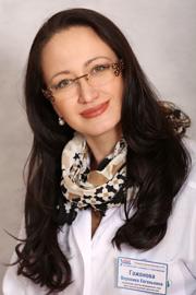 Гажонова Вероника Евгеньевна