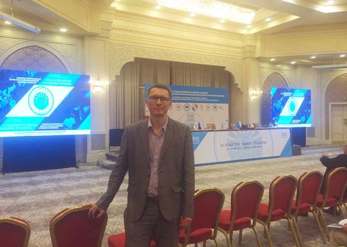 Евразийский конгресс терапевтов. Ташкент 18-19 мая 2018