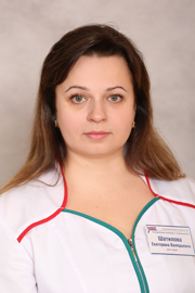 Шатилова Екатерина Валерьевна