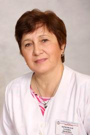 Бычковская Татьяна Ивановна