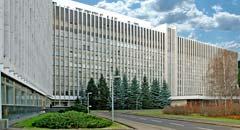 Объединенная больница с поликлиникой